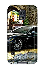 New Arrival Case Cover With GKsYiqS8511LAtNx Design For Galaxy S5- Maserati