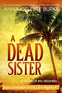A Dead Sister by Anna Celeste Burke ebook deal