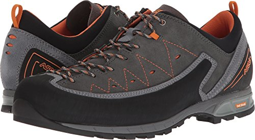 Asolo Men's Apex MM Grey/Graphite 12 D US (Asolo Trail Shoes)