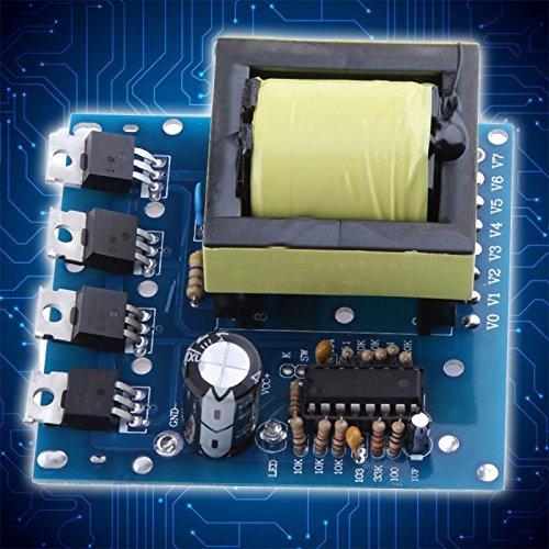 Adjustable DC 12V-24V to AC 180V-220V-380V 0.35A 500W Inverter Voltage LED Inverters Converters Booster Board Module