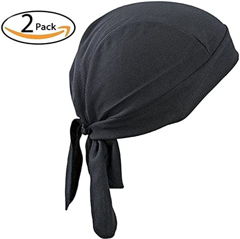 1608fd5834c FakeFace Quickly Dry Moisture Wicking Breathable Sun UV Protection Sports  Sweatband Headwear Cycling Running Adjustable Beanie
