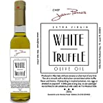 White Truffle Oil SUPER CONCENTRATED 200ml (7oz) 100% Natural NO ARTIFICIAL ANYTHING 4 A 'tea method' is utilized to steeps the ripe truffles for extended periods of time in olive oil Real shaved truffle are infused with the first pressing of Olive only a few hours of harvest Big Truffle flavor, not chemically produced like most truffle oil on the market