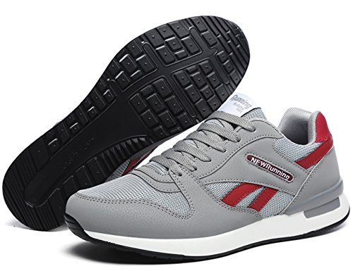 Running Sneakers Fitness R Course Dt72 Multisports de Gym Gris Femme N Outdoor Sport Homme Baskets Chaussure de Chaussures de 7aqnxCd6