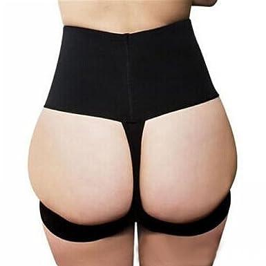 9f61fb1da FUT Butt Lift Booster Booty Lifter Panty Tummy Control Shaper Enhancer Body  Shaper at Amazon Women s Clothing store