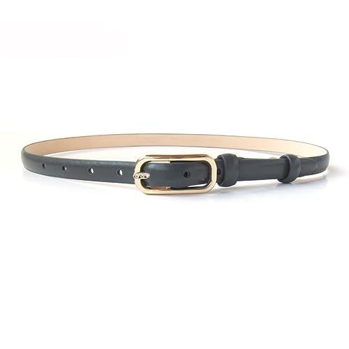 Moda,Semplice,Cintura Signora,Matching Gonna,Decorazione Di Strass,Cintura-C 110cm(43inch)