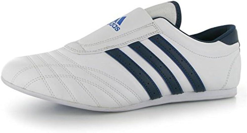 Adidas Mens Taekwondo Trainers Sports Shoes [ White , UK 9.5 (44) ]