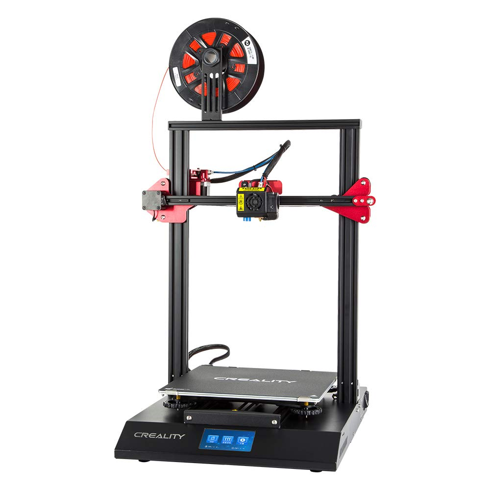 Official Creality CR-10S Pro, Ultra-quiet High-precise 3D Printer CR10S Pro  with Automatic Leveling, Resume Printing, Double Gear Extrusion, and