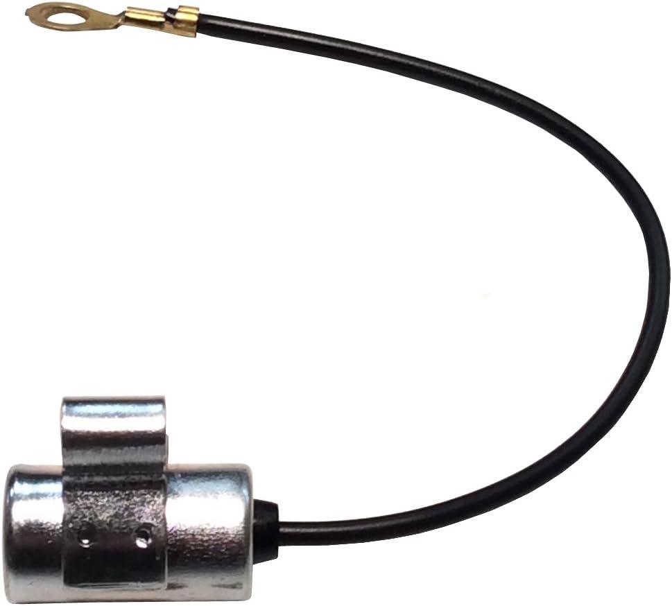 TEW Inc Ignition Condenser for Clinton 135-24 John Deere AM30949 Phelon 071130 for Tecumseh 30548 30548A