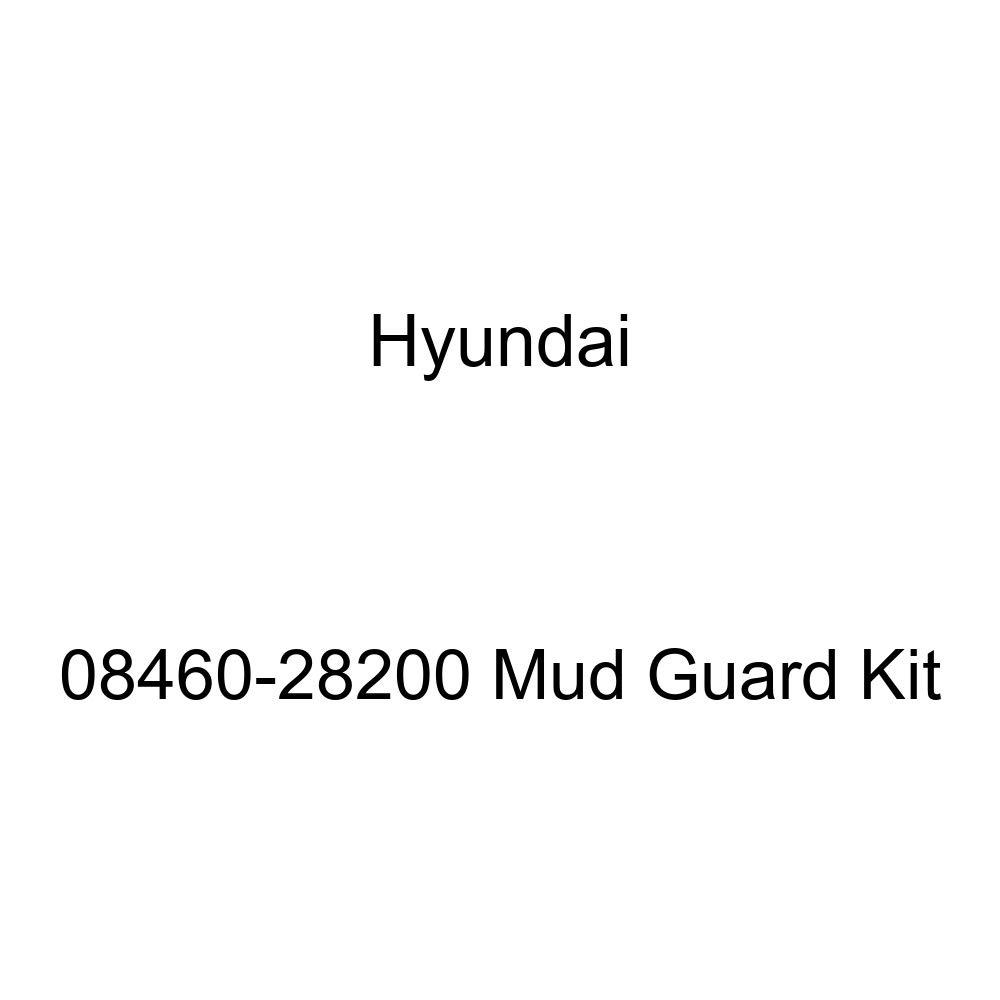 HYUNDAI Genuine 08460-28200 Mud Guard Kit