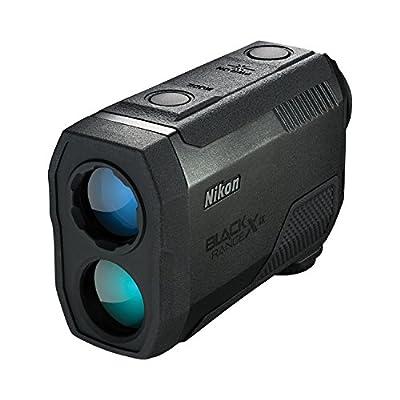 Nikon BLACK RANGEX 4K laser rangefinders from Nikon Sport Optics