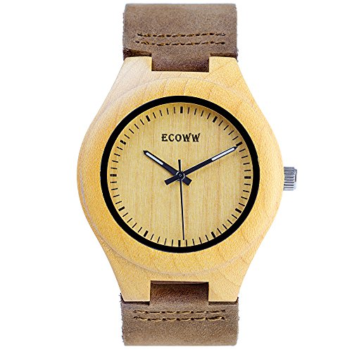 Wood Watch Wooden Lightweight Watches product image