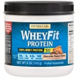 Fitness Labs WheyFit Protein (5 Ounces, Chocolate Peanut Butter) For Sale