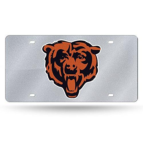 Chicago Bears Laser License Plate - 5