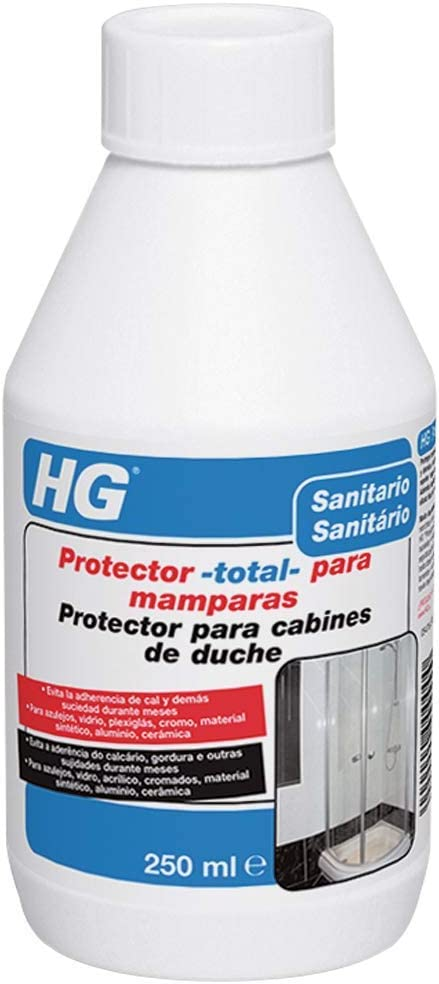 HG 476030130 Total-para mamparas 250 ml-un Potente Protector Que ...