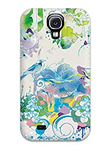 Premium [EuJrlUB9130YCKFn]multi Color Animals Flowers Amp Case For Galaxy S4- Eco-friendly Packaging