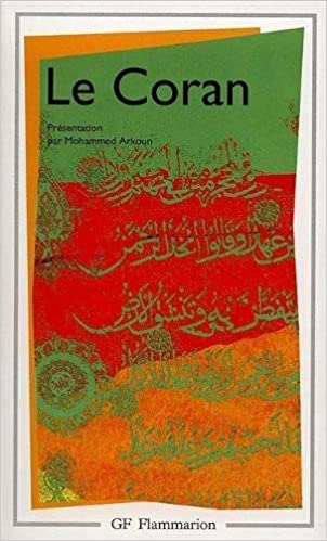 Le Coran, by Mohammed Arkoun