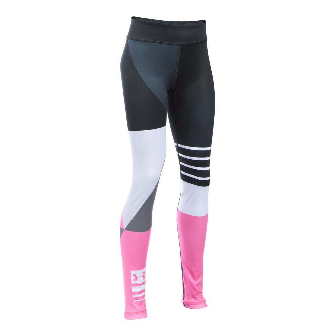b6b47b0e7d0047 Amazon.com : Under Armour Girls' Mix Master Legging : Sports & Outdoors