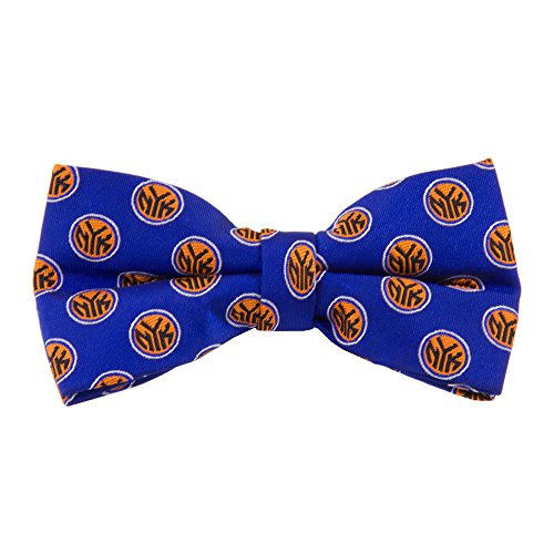 Eagles Wings EAG-9975 New York Knicks Repeat NBA Bow Tie by Eagles Wings