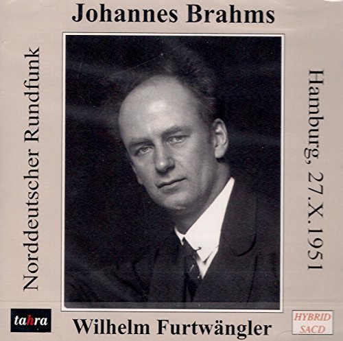 Johannes Brahms: Variations on a theme of Haydn; Symphony No. 1 by North German Radio Symphony Orchestra