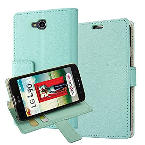 L90 Case,LG Optimus L90 Cover Aomax® Wallet Card Slot View Stand Premium Protective Leather Cover Case+ HD Screen Protector for LG Optimus L90 D415 D405 (HDKS (Lg D415 Phone Case For Girls)
