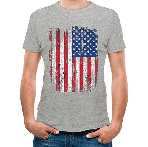 Distressed Crewneck T-Shirt - 9