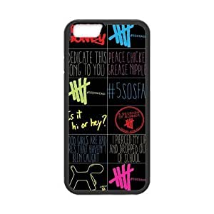 5 SOS Quotes Case for iPhone 6