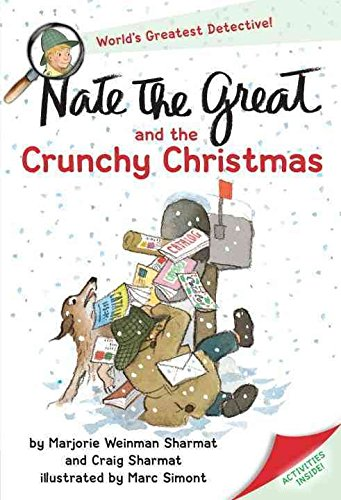 Download [Nate the Great and the Crunchy Christmas] (By: Marjorie Weinman Sharmat) [published: September, 2005] PDF