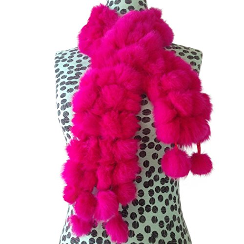 Hot Pink Cashmere - 6