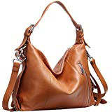 Heshe® Women's Hobo Top Handle Shoulder Cross Body Bag Handbag Large Capacity with Long Shoulder Strap