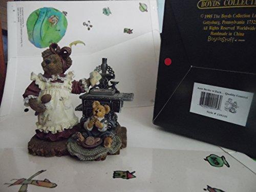 Aunt Becky w/Zack... Quality Control #228326 Boyd Bearstone Bears