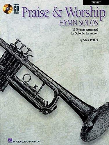 Praise & Worship Hymn Solos: Trumpet Play-Along ()