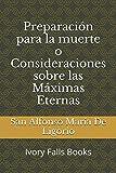 img - for Preparaci n para la muerte o Consideraciones sobre las M ximas Eternas (Spanish Edition) book / textbook / text book