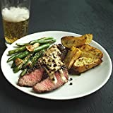 This old-school, highbrow, classic French take on meat and potatoes is sure to please. The secret of this stand-out dish is using two types of peppercorns. First, you'll encrust the steak with pungent, crushed black pepper before you cook it....