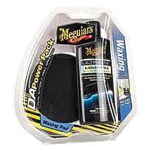 Meguiar's G3503 DA Waxing Power Pack