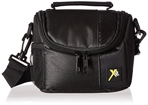 Video Camera Bag (Xit XTCC1 Small Digital Camera/Video Case (Black))