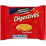 McVitie's Digestives The Original 2 Biscuits Case of 48