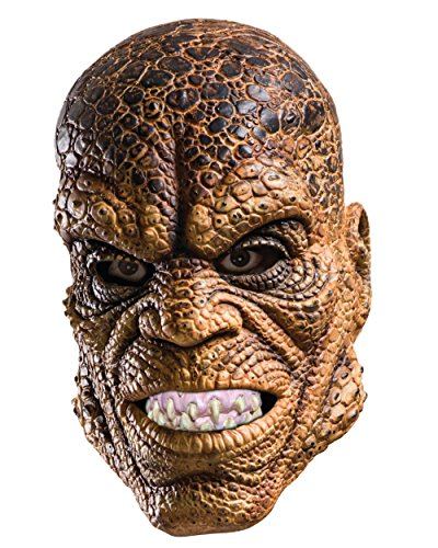 Suicide Squad DC Comics Killer Croc 3/4 Latex Adult Mask