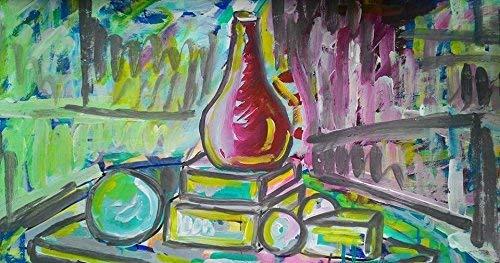 Quadro moderno dipinto a mano amazon handmade