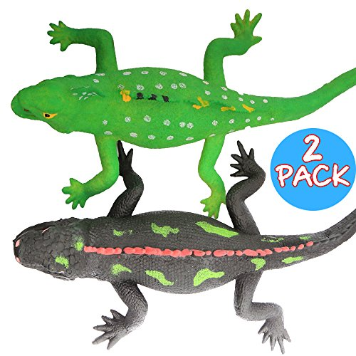 Lizard Toys For Boys : Lizards toys food grade material tpr super stretchy inch