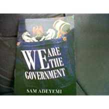We Are the Government