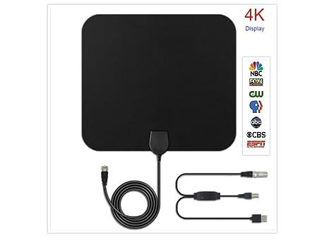 Review 2018 TV Antenna, 50