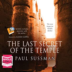 The Last Secret of the Temple Audiobook