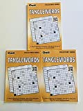 Volumes 214, 215 and 216 of Tanglewords from Penny Press Selected Puzzle Series (Letterboxes)