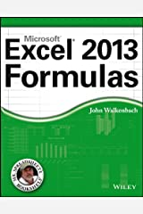Excel 2013 Formulas Kindle Edition