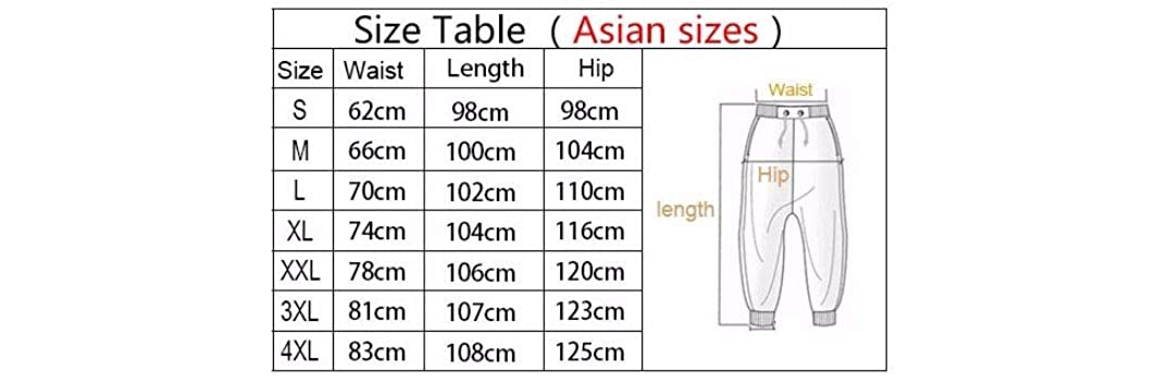 OTuOU Men Fashion Luffy Funny Sweat 3D Printed Cartoon Clothes Hipster Anime Pant