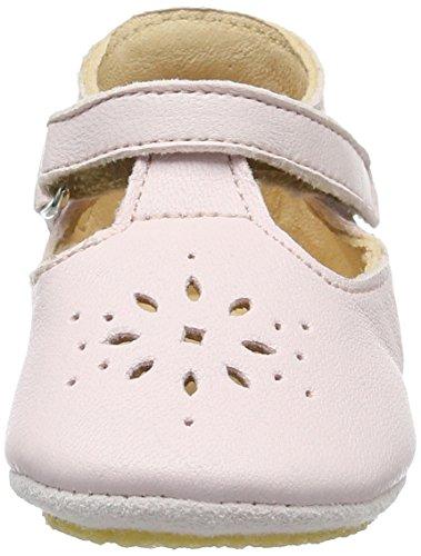 Easy PeasyLILLYP - patucos y zapatillas de estar por casa Bebé-Niños Pink (rose pale)