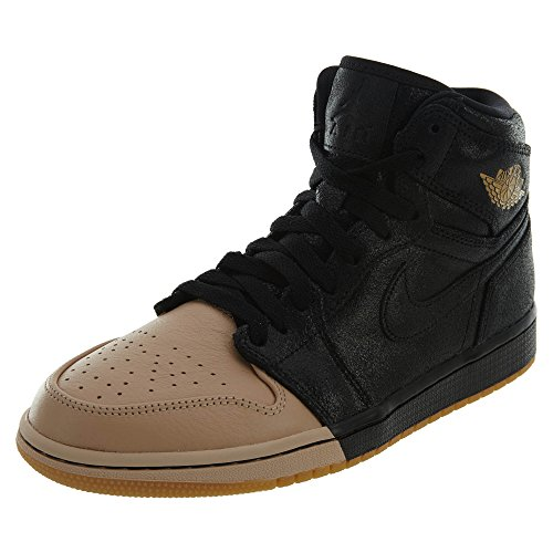 007 Hi Fitness Metallic Gold Air da Wmns Jordan Scarpe Black Multicolore Prem 1 Ret Donna HR6gZFq