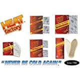 Heat Factory Mini Hand Warmer (40 Pieces) [Health and Beauty]