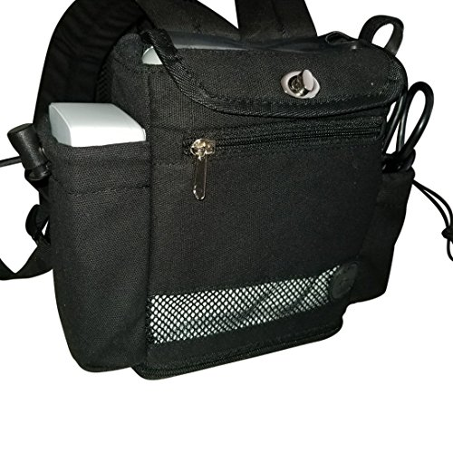 Backpack for Inogen One G4 & Oxygo Fit with Room for Extra Battery & Charging Cords/Inogen one G4 by INOGEN G4 (Image #1)