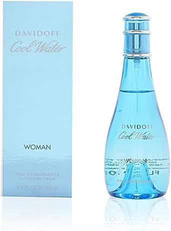Davidoff Cool Water Deodorant Spray for Women, 100ml